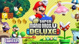 NEW SUPER MARIO BROS. U DELUXE 📺 • TWITCH SNIP (1)