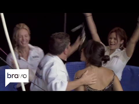 Below Deck: The Guests Get Wild at the Foam Party | Bravo