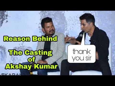 Robot 2.O The Reason Behind Casting of Akshay Kumar In Robot 2.0 by Director Shankar
