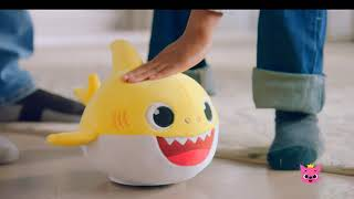Baby Shark Moving Plush