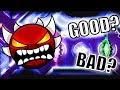 Extreme Demons - Good or Bad for Geometry Dash? | SEA