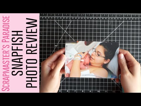 554: Snapfish Photo Prints Review