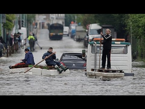State of the Union: Floods hit Europe