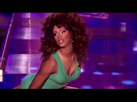 RuPaul's Drag Race | Lip Sync: Tyra Sanchez VS Raven