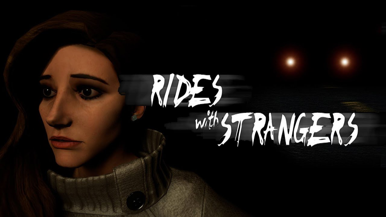a ride with a stranger