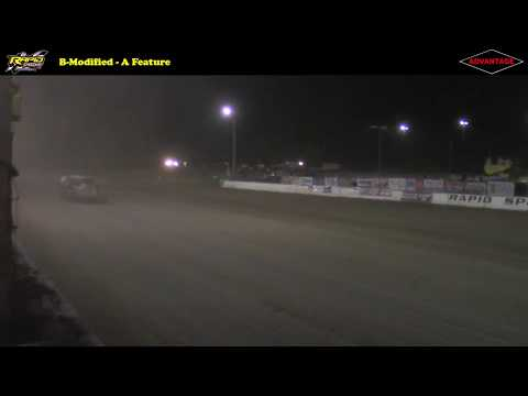 B-Modified -- 7/28/17 -- Rapid Speedway