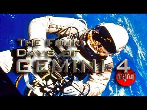 NASAFLIX - FOUR DAYS of GEMINI-4 - MOVIE