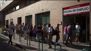 Précarité économique : de nombreux Espagnols peinent à joindre les deux bouts