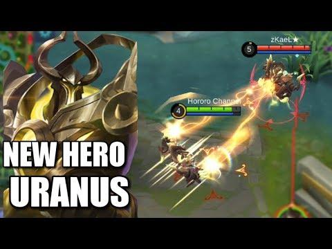 NEW HERO URANUS ANIMATION ANS KILLS EXPLANATION