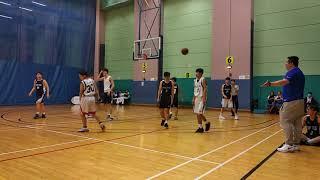 Publication Date: 2018-05-08   Video Title: 黃大仙區學界籃球聯賽2018 B組 李求恩紀念中學 對 香港