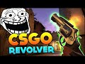 NEW GUN IN CS GO - THE BROKEN REVOLVER (R8) (Counter-Strike: Global Offensive R8 Revolver Gameplay)