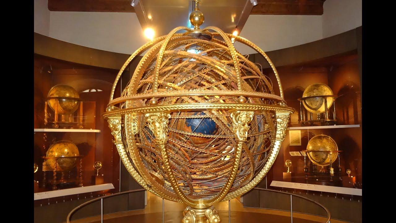 Museo Galileo Firenze.Museo Galileo Florence Tuscany Italy Europe Youtube