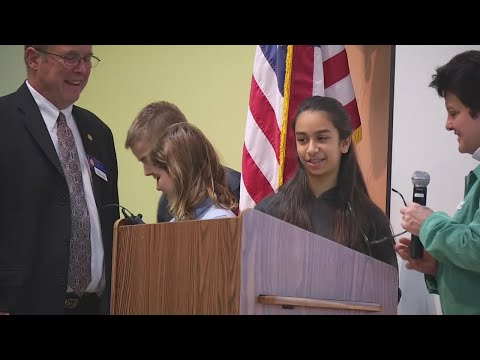 Jacob Wismer Elementary School student chosen as Oregon's new 'Kid Governor'