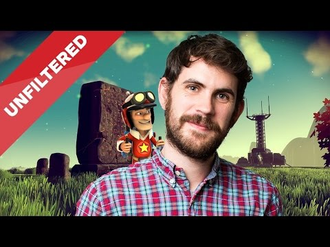 No Man's Sky's Sean Murray - IGN Unfiltered 06