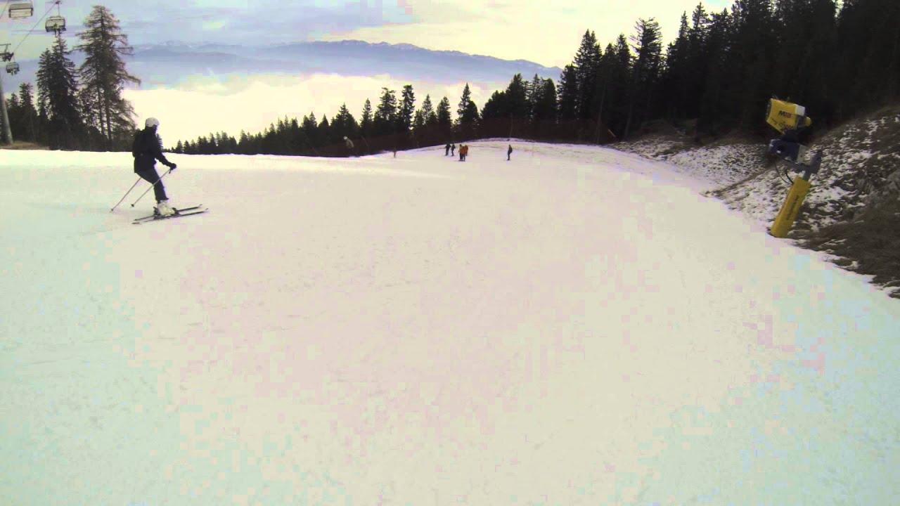 Nicolas snowboarding andalo