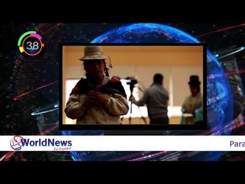 60 Segundos de Información, World News en Español,  Enero 5 2018 -Internacionales