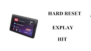 Hard Reset Explay Hit