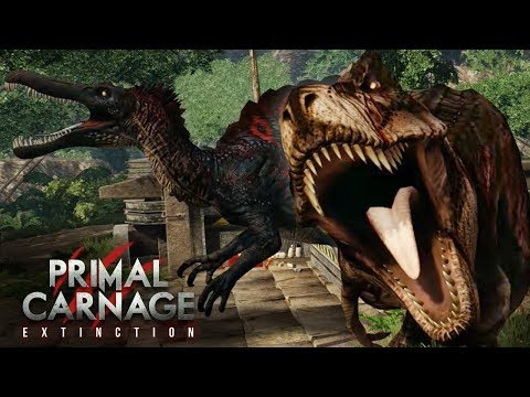 THE TYRANTS DOMINATE!!! - Primal Carnage Extinction || Part 31 HD