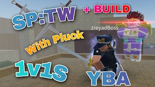 Pluck Sp:Tw on 1v1s! - Your Bizarre Adventure