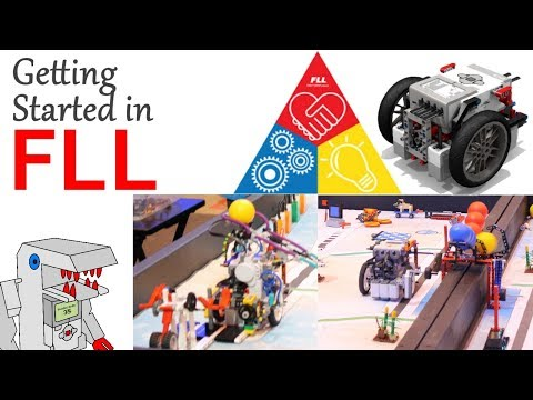 FIRST LEGO League (FLL) - the Unofficial Introductory Guide