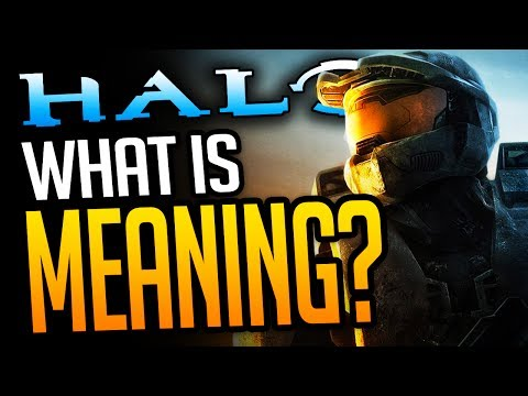 Halo Club - What is the Meaning of Halo? Halo 3 on PC, Fan Game Blessed by 343 Industries