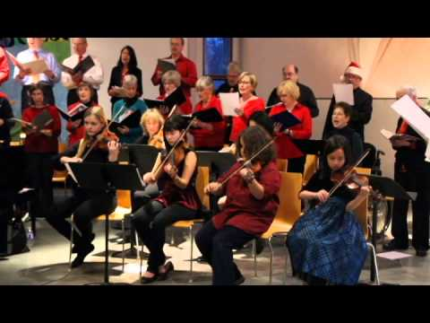 Lessons And Carols Service 2014