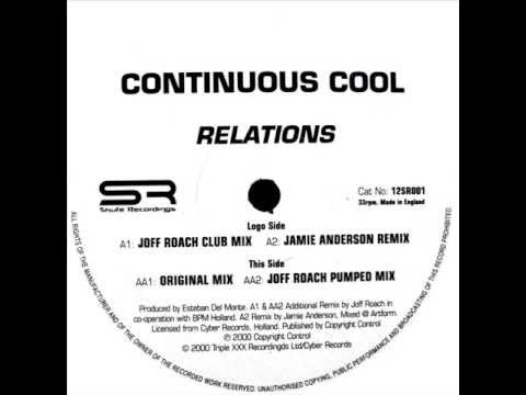 Continuous Cool - AA1 Relations (Original Mix)  (Relations EP)