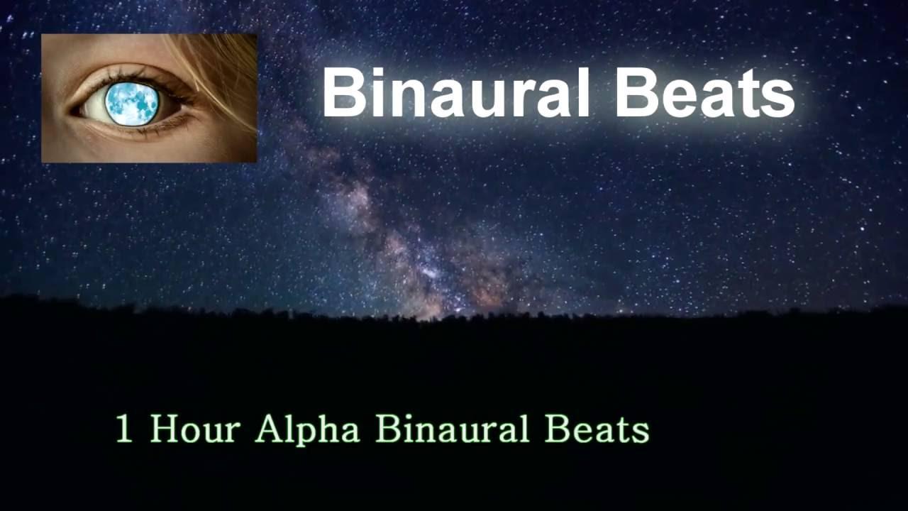 Binaural Beats For Lucid Dreaming Alpha Brain Waves Brainwave Music Trigger  Lucidity Lucid Dreams