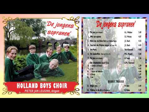 Martinus Leusink, Boy Soprano, Holland Boys' Choir, Pie Jesu, 1996