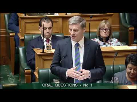 Question 1 - Jacinda Ardern to the Prime Minister
