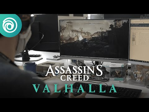 ASSASSIN'S CREED VALHALLA: BEHIND THE WRATH OF THE DRUIDS