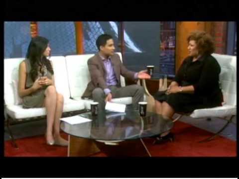 Simone Denny TV interview