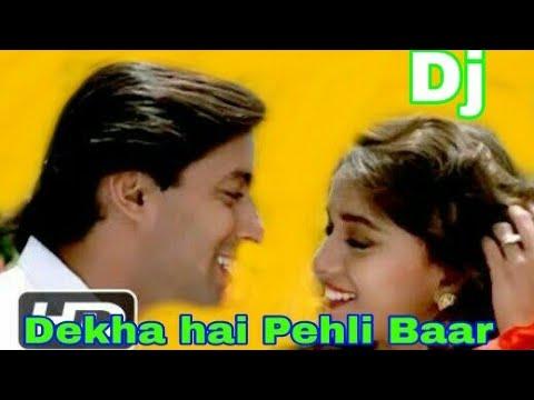 Dekha Hai Pahali Baar Saajan Ki Aankhon Mein Pyar