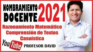 Nombramiento docente 2019
