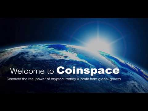 Coinspace - How presentation to Start a Business Quickly and Easily