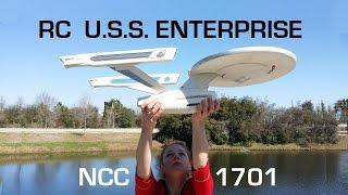 RC Star Trek USS Enterprise NCC-1701