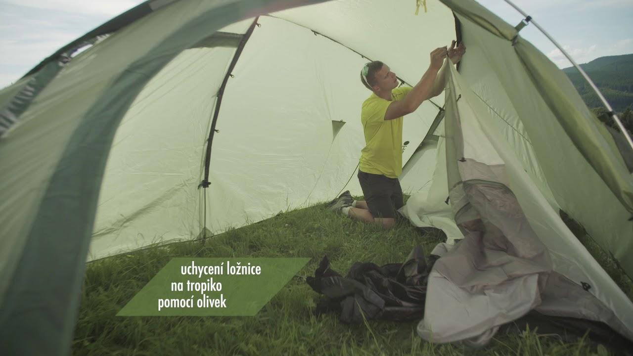 Husky Tente Bender 3/Green
