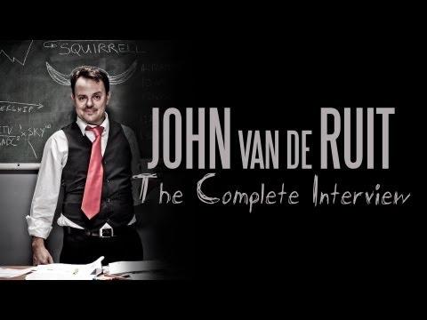John van de Ruit: The Complete Interview