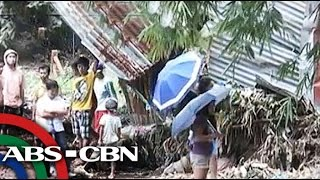 8 patay sa pagbaha sa Bukidnon