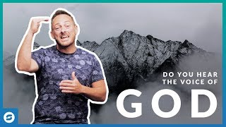 Do You Hear the Voice of God? | Pastor Ben Last