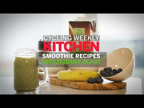 Antioxidant Blast   Smoothie Recipes   Cycling Weekly