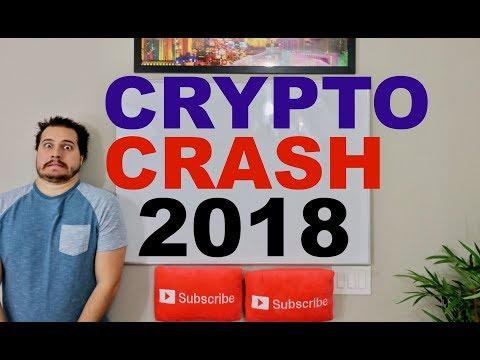 CRYPTO CRASH COMING 2018?