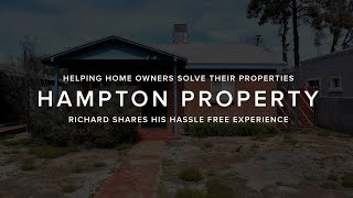 Helping Home Owners Solve Their Property