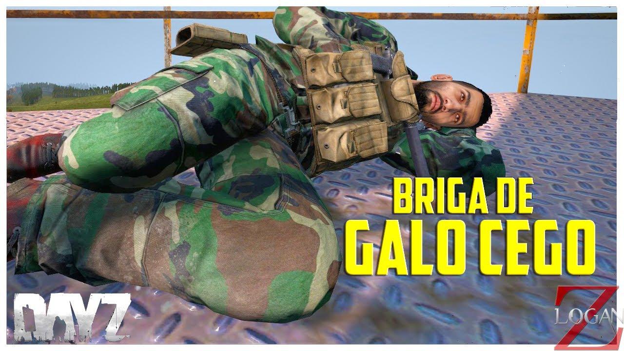 BRIGA DE GALO CEGO - DayZ