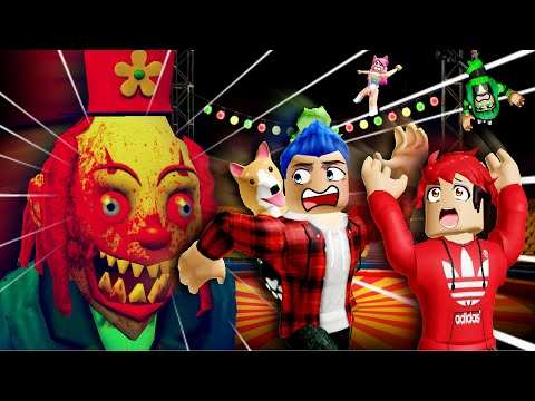 The SCARIEST Roblox game of ALL TIME (WARNING: EXTREMELY DISTURBING) || Circus Trip Story