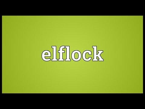 Header of elflock