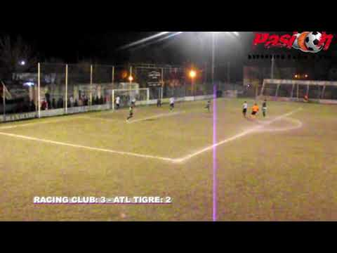 GOLES  RACING VS TIGRE CLAUSURA 2018