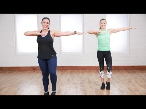 3-Minute Ab Blast Dance From Dance Fitness With Jessica