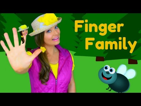 Thumbnail: Finger Family Song - Daddy Finger Nursery Rhymes for Children, Kids and Toddlers