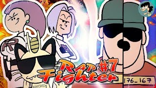 RAP FIGHTER #7 : TEAM ROCKET VS RAPETOU - MALEC
